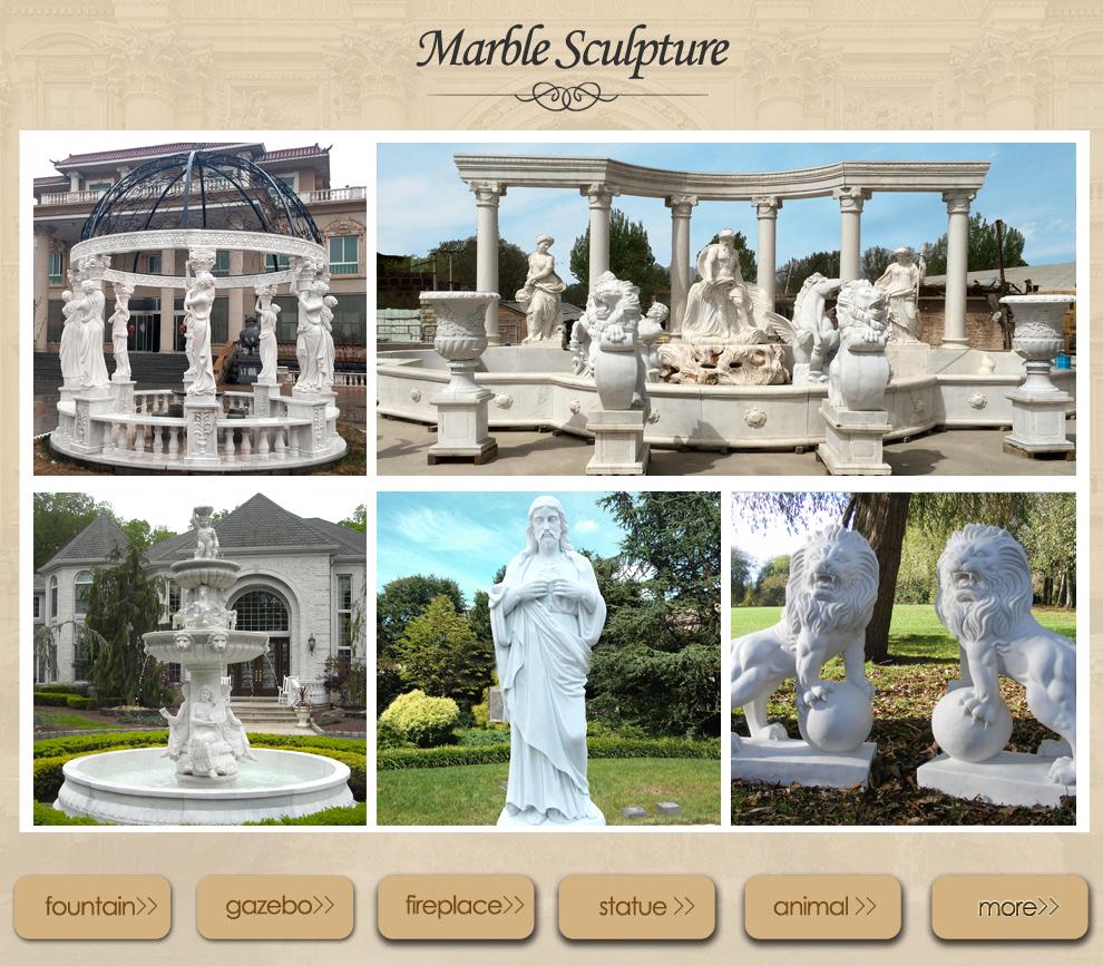 marble sculpture/fountain/gazebo